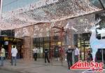 Đơn vị thi công quảng cáo tại HCM - thi công trang trí Trung Thu cho Trung tâm thương mại, khách sạn, nhà hàng, phố đi bộ