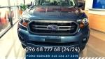 Mua Ford Ranger XLS 4x2 AT 2019 siêu khuyến mãi tại Showroom Ford Gia Định quận 12 TPHCM