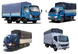 Mua xe tải tại TPHCM