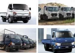 Mua xe tải Hyundai TPHCM