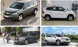 Giá Cheverolet Orlando cũ: Lưu ý để mua được xe giá tốt