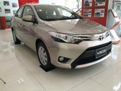 Mua bán Toyota Vios 2018 giá bao nhiêu tại TPHCM