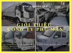 Công Ty Ô Tô Phú Mẫn - 138 QL 1A, Tam Bình, Thủ Đức, TpHCM, Tam Bình, Hồ Chí Minh chuyên xe tải giá tốt