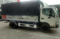 Đánh giá xe tải Hino 5 tấn lắp ráp và nhập khẩu
