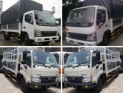 Tư vấn so sánh Fuso và Hino: nên mua xe tải nào?
