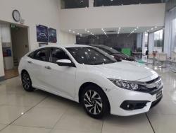 Giá Honda Civic 1.8E 2018 nhập khẩu Thái Lan bao nhiêu?