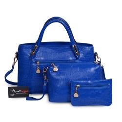 Nguồn hàng sỉ bộ 3 túi xách màu xanh Navi - Bán sỉ túi xách đẹp, uy tín tại HCM, 128, Mãnh Nhi, MuaBanNhanhHCM.com, 07/08/2018 13:57:00