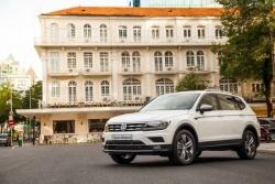 Lãi suất mua trả góp Volkswagen Tiguan tại TPHCM
