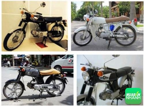 Xe côn tay Honda 67